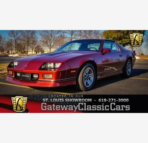 1987 Chevrolet Camaro Coupe for sale 101058273