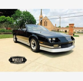 1987 Chevrolet Camaro for sale 101062358