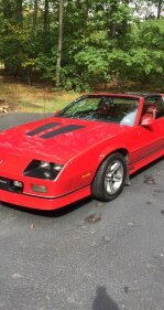 1987 Chevrolet Camaro Coupe for sale 101111032