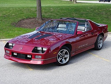 1987 Chevrolet Camaro Coupe for sale 101315677