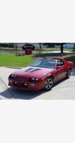 1987 Chevrolet Camaro for sale 101315677