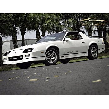 1987 Chevrolet Camaro for sale 101343962