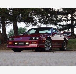 1987 Chevrolet Camaro for sale 101347826