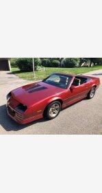 1987 Chevrolet Camaro for sale 101350900
