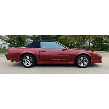 1987 Chevrolet Camaro Convertible for sale 101357453