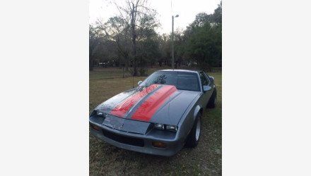 1987 Chevrolet Camaro for sale 101411120