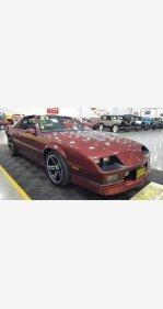 1987 Chevrolet Camaro for sale 101421346