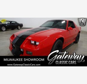1987 Chevrolet Camaro for sale 101463866