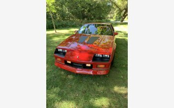 1987 Chevrolet Camaro Coupe for sale 101598016