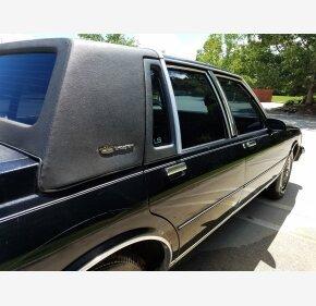 1987 Chevrolet Caprice Classic Brougham Sedan for sale 101432011