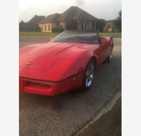 1987 Chevrolet Corvette Convertible for sale 100894366