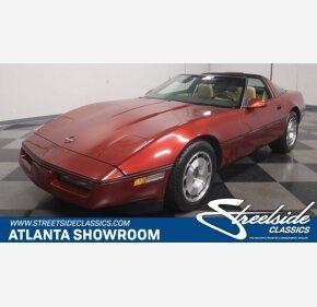 1987 Chevrolet Corvette Coupe for sale 100975816