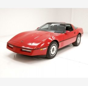 1987 Chevrolet Corvette Coupe for sale 101074718