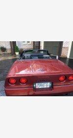 1987 Chevrolet Corvette Convertible for sale 101078442