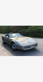 1987 Chevrolet Corvette for sale 101151256