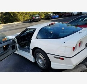 1987 Chevrolet Corvette for sale 101306866