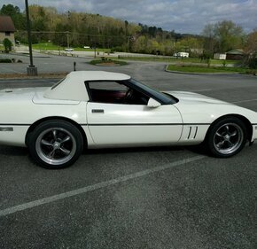 1987 Chevrolet Corvette Convertible for sale 101328326
