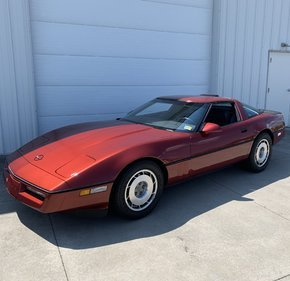 1987 Chevrolet Corvette Coupe for sale 101356929