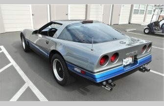 1987 Chevrolet Corvette Coupe for sale 101424532