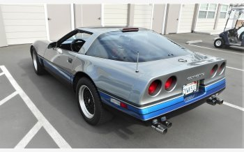 1987 Chevrolet Corvette Coupe for sale 101424532