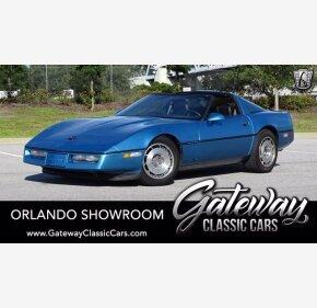 1987 Chevrolet Corvette Coupe for sale 101443268