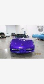 1987 Chevrolet Corvette Coupe for sale 101473522
