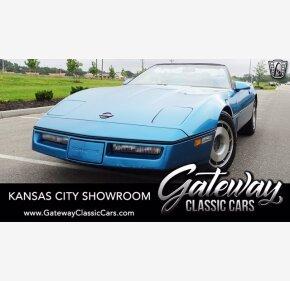 1987 Chevrolet Corvette Convertible for sale 101477309
