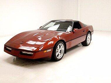 1987 Chevrolet Corvette Coupe for sale 101579552