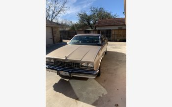 1987 Chevrolet El Camino V8 for sale 101252962