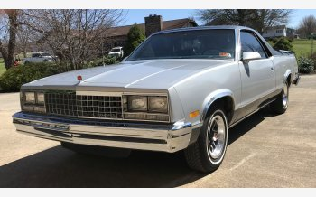 1987 Chevrolet El Camino V8 for sale 101490225
