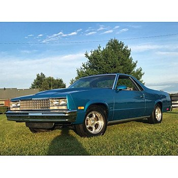 1987 Chevrolet El Camino V8 for sale 101193888