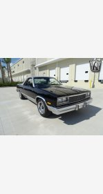 1987 Chevrolet El Camino V8 for sale 101216312