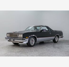 1987 Chevrolet El Camino V8 for sale 101242086