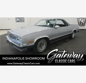 1987 Chevrolet El Camino V8 for sale 101297045