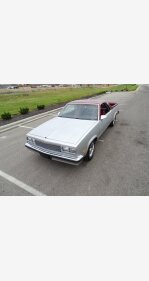 1987 Chevrolet El Camino V8 for sale 101406617