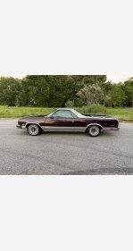 1987 Chevrolet El Camino for sale 101407945