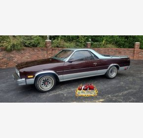 1987 Chevrolet El Camino for sale 101412635