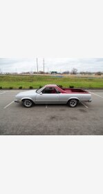 1987 Chevrolet El Camino V8 for sale 101426837