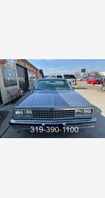 1987 Chevrolet El Camino V8 for sale 101471135