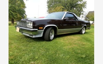 1987 Chevrolet El Camino V8 for sale 101473031