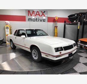 1987 Chevrolet Monte Carlo SS for sale 101194886
