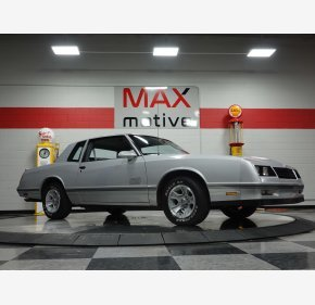 1987 Chevrolet Monte Carlo SS for sale 101270339