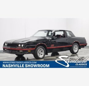 1987 Chevrolet Monte Carlo SS for sale 101434887