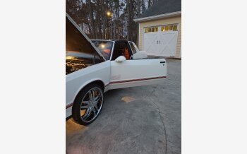 1987 Chevrolet Monte Carlo SS for sale 101482271