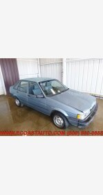 1987 Chevrolet Nova Sedan for sale 101326273