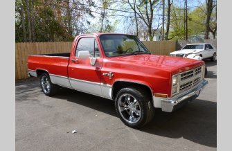 1987 Chevrolet Other Chevrolet Models for sale 100774131