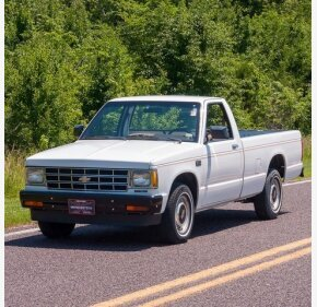 1987 Chevrolet S10 Pickup for sale 101335622