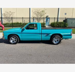 1987 Chevrolet S10 Pickup 2WD Regular Cab for sale 101407052