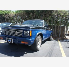 1987 Chevrolet S10 Pickup for sale 101475640