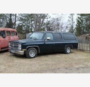 1987 Chevrolet Suburban for sale 101214159